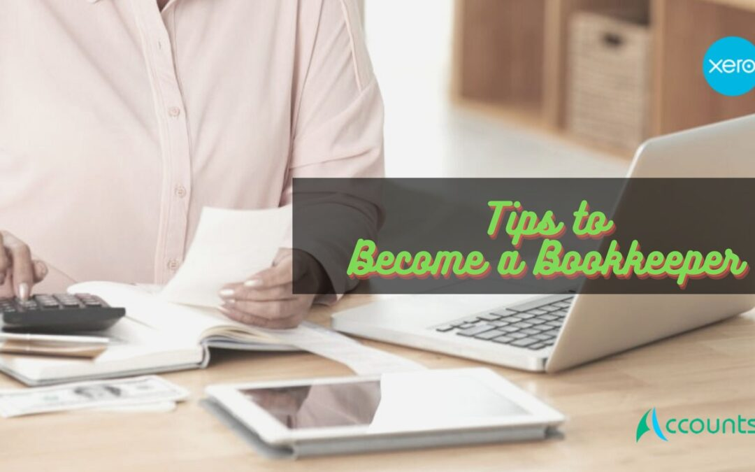be your own bookkeeper