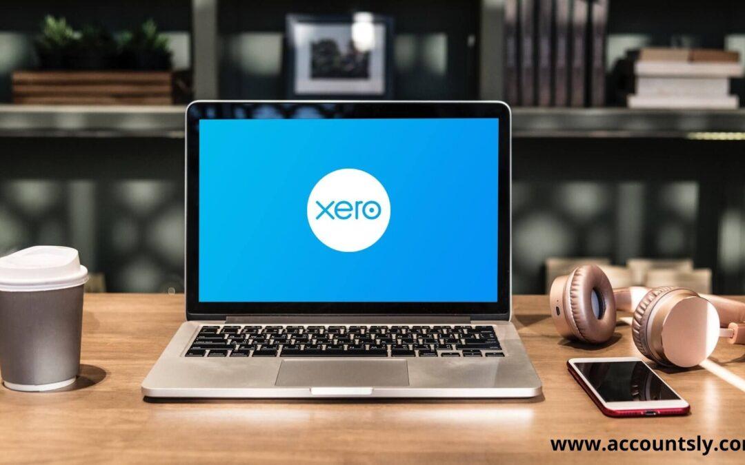 Xero Online Accounting